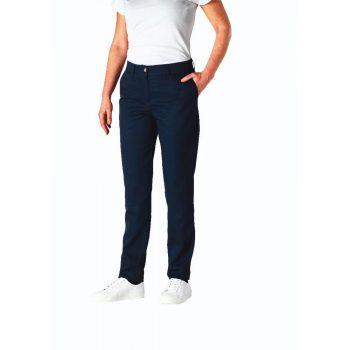 le tailleur vente en ligne vetements restauration hotellerie pantalon de cuisine femme ecume bleu ocean ecume bleu ocean