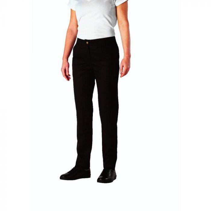 le tailleur vente en ligne vetements restauration hotellerie pantalon de cuisine femme ecume noir ecume noir 13