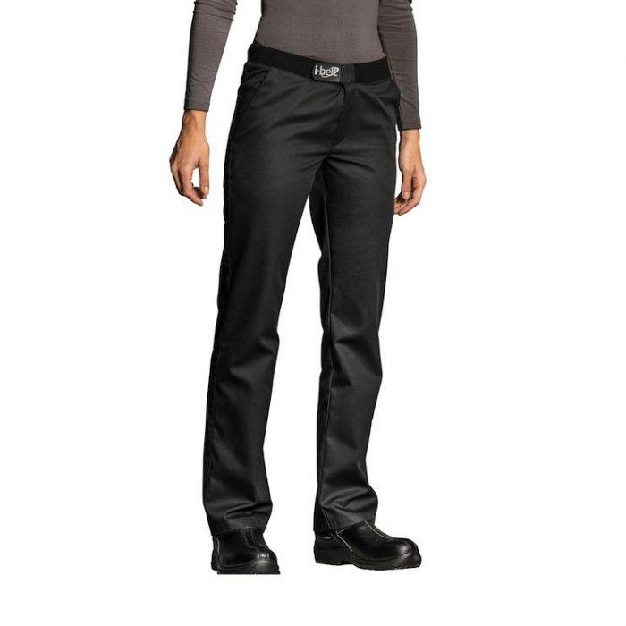 le tailleur vente en ligne vetements restauration hotellerie pantalon femme venus noir pantalon venus