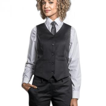 le tailleur vente en ligne vetements restauration hotellerie gilet femme east noir le tailleur vente en ligne vetements restauration hotellerie p vface 111 1
