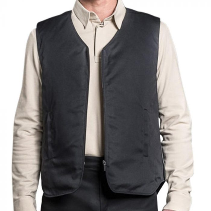 le tailleur vente en ligne vetements restauration hotellerie gilet homme froid everest noir gilet everest
