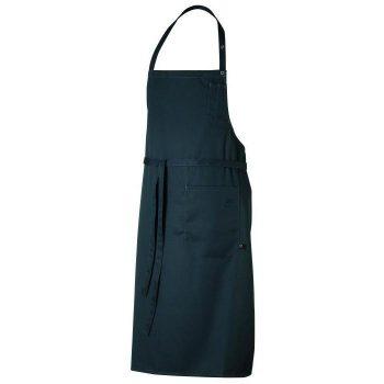 le tailleur vente en ligne vetements restauration hotellerie tablier de cuisine dax noir bleu ocean dax bleu ocean