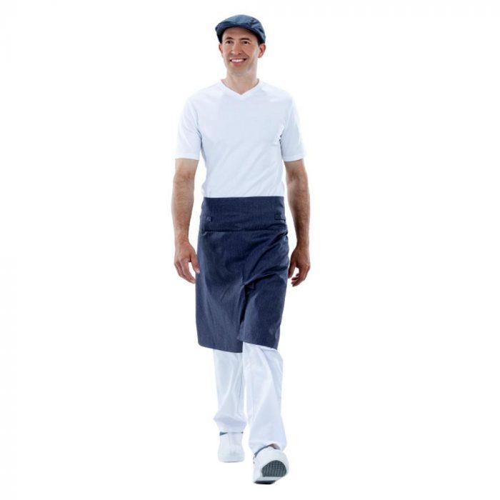 le tailleur vente en ligne vetements restauration hotellerie tablier wok denim tablier wok