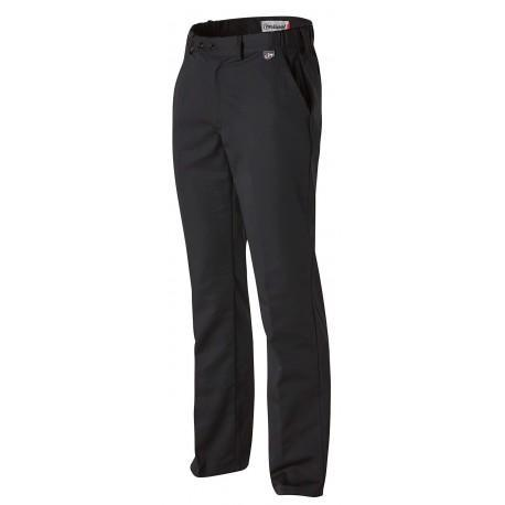 le tailleur vente en ligne vetements restauration hotellerie pantalon de cuisine homme pbo3 noir pantalon cuisinier pbo3 blanc