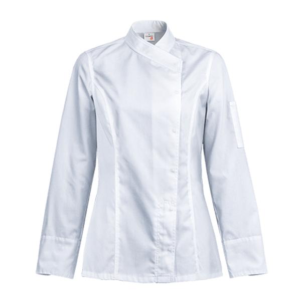 le tailleur vente en ligne vetements restauration hotellerie veste de cuisine femme intuition blanche ml le tailleur vente en ligne vetements restauration hotellerie p vface 77 1