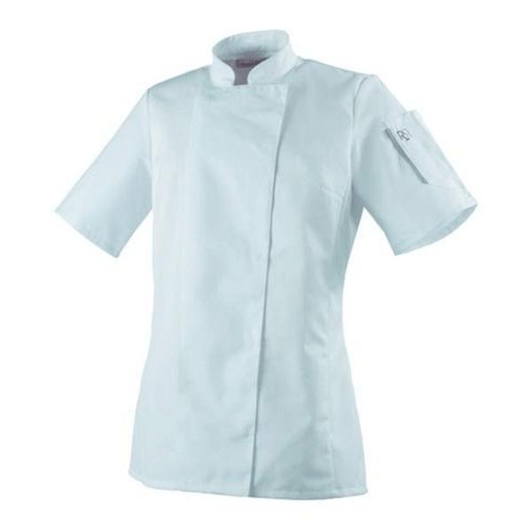 le tailleur vente en ligne vetements restauration hotellerie veste de cuisine femme unera mc blanc beige le tailleur vente en ligne vetements restauration hotellerie unera b face 2019 7
