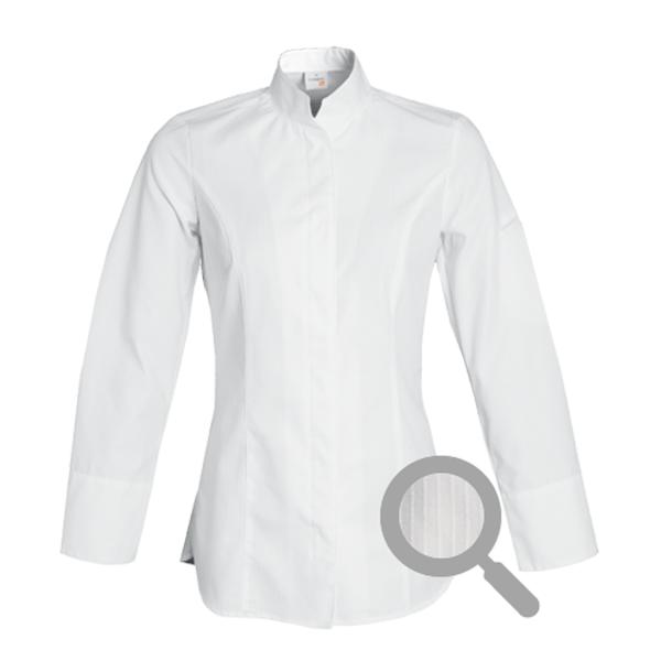 le tailleur vente en ligne vetements restauration hotellerie veste de cuisine femme valencia blanche ml le tailleur vente en ligne vetements restauration hotellerie p vface 78