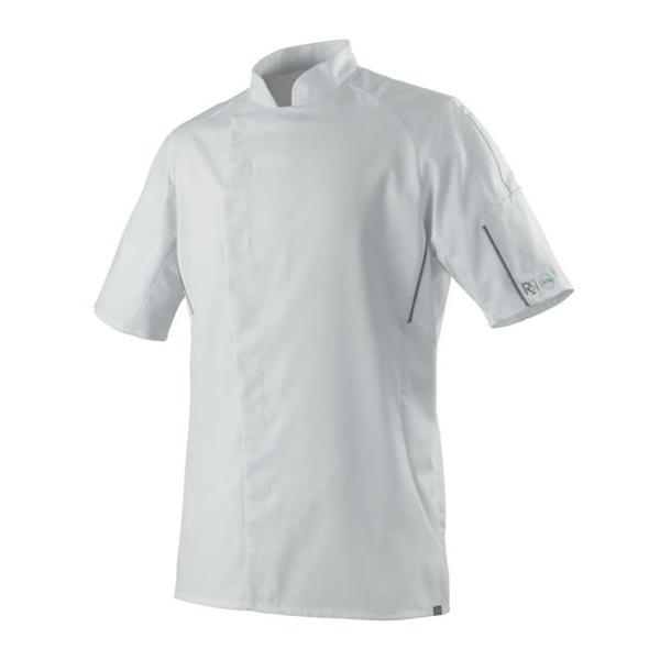 le tailleur vente en ligne vetements restauration hotellerie veste de cuisine mixte benak mc blanc le tailleur vente en ligne vetements restauration hotellerie benak mc blanc